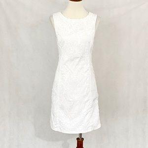 Lily Pulitzer Sleeveless Cotton Jacquard Dress